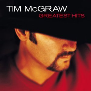 Original album cover of Tim McGraw - Greatest Hits by Tim McGraw