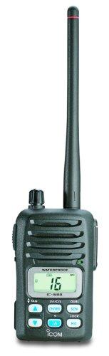 Icom IC-M88 Handheld Marine VHF Radio