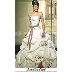 Wedding Dress with Sash