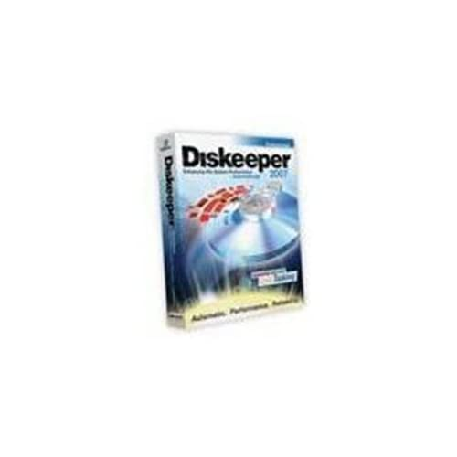 Diskeeper and Exchange