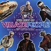 Original album cover of The Best of Village People by Village People