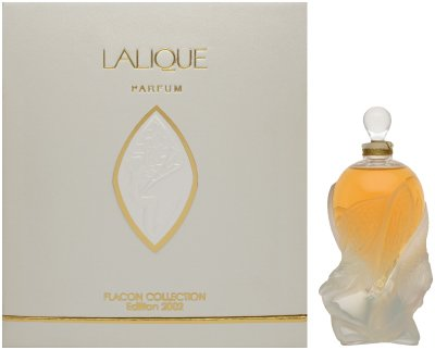 Lalique Les Elfes Parfum Flacon Collection 2002 Edition 2.5 oz Parfum Classic Flacon