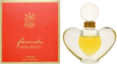 Farouche by Nina Ricci for Women 0.5 oz Parfum Classic