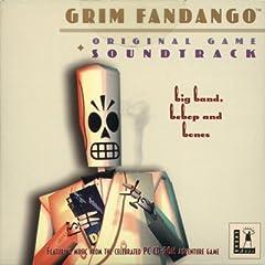(OST/Game) Grim Fandango (2 OST + Covers) - 1998, MP3, 128 kbps