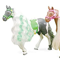 Horseland® Button Deluxe Talking Horse