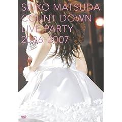 SEIKO MATSUDA COUNT DOWN LIVE PARTY 2006-2007