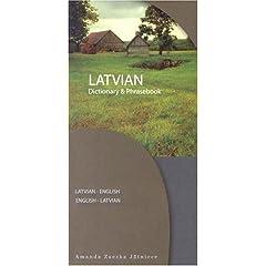 Latvian-English/English-Latvian Dictionary