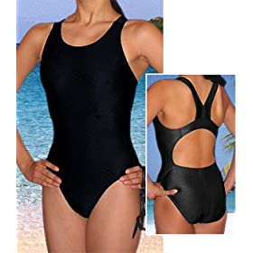 Lane 4 Solid  Swimsuit