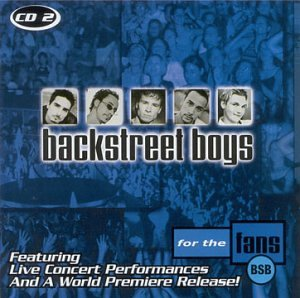 Backstreet Boys - For the Fans CD 2 [Limited] (US Import) - Zortam Music