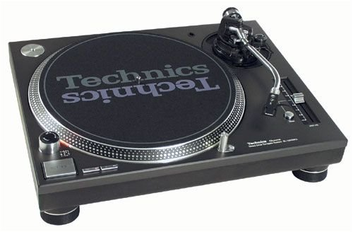 TECHNICS SL1210MK5 Direct Drive Turntable