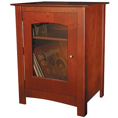 Crosley ST75 Entertainment Cabinet - Paprika