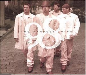 98° - The Hardest Thing - Zortam Music