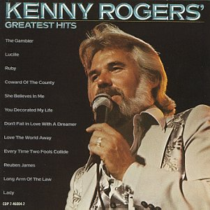 KENNY ROGERS - Kenny Rogers - Greatest Hits - Zortam Music