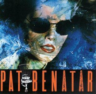Original album cover of Best Shots by Pat Benatar