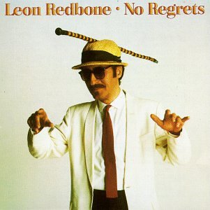 Original album cover of No Regrets by Leon Redbone