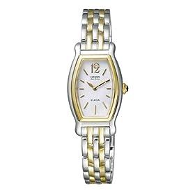 【クリックで詳細表示】[シチズン]CITIZEN 腕時計 CLETIA クレティア Eco-Drive エコ・ドライブ CLA37-1615 レディース