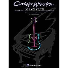 ジョージ・ウィンストンの楽譜