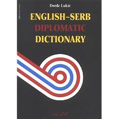 English-serb - Serbian-english Diplomatic Dictionary