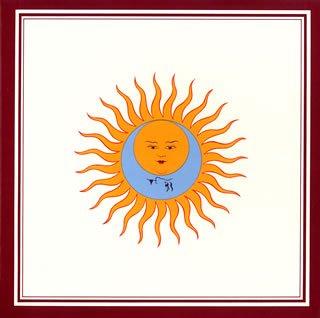太陽と戦慄(紙ジャケット仕様)