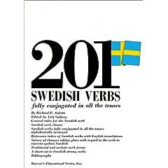 201 Swedish Verbs