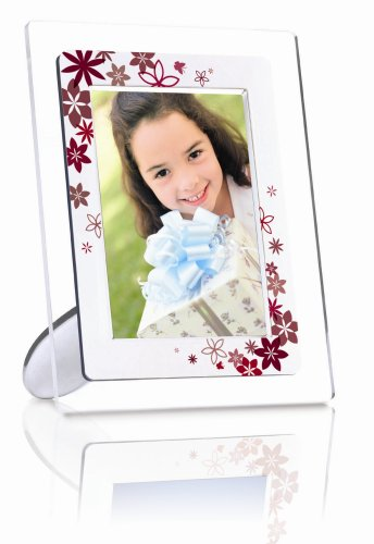 Philips 6.5-Inch Digital Picture Frame with 4 Interchangeable Frames