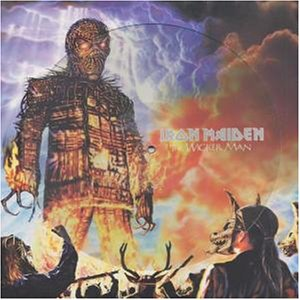 Iron Maiden - The Wicker Man [Vinyl Maxi-Single] - Zortam Music