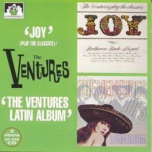 The Ventures - Joy/The Latin Album - Zortam Music