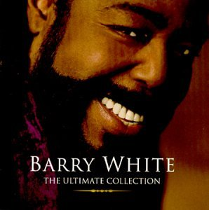 Original album cover of The Ultimate Collection by Barry White