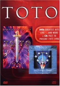 Toto - Greatest Hits Live (DVD) / Past to Present 1977 - 1990 (CD) - Zortam Music