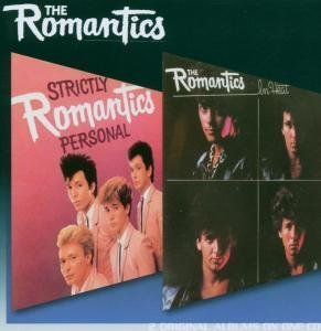 The Romantics - Strictly Personal/In Heat - Zortam Music