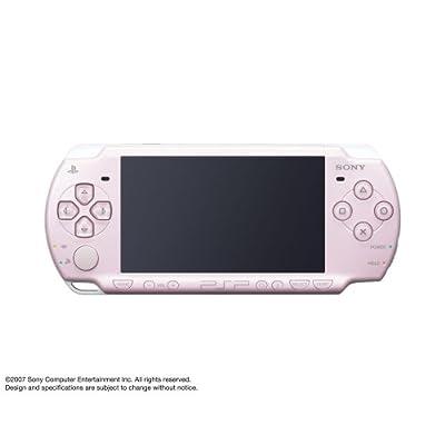PSP「プレイステーション・ポータブル」 ローズ・ピンク(PSP-2000RP)