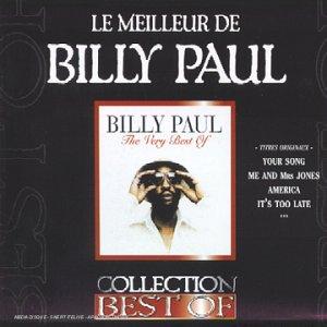 Billy Paul - The Very Best Of Billy Paul - Zortam Music
