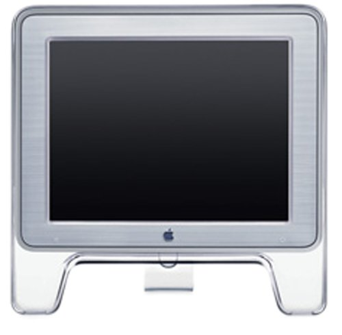monitor lcd review apple m7649zm a studio display 17 lcd monitor. Black Bedroom Furniture Sets. Home Design Ideas
