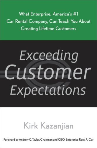 Exceeding Customer Expectations: What Enterprise, America