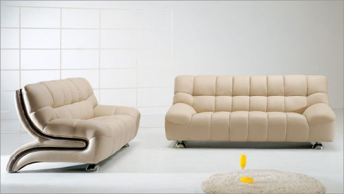 Interesting-designed-leather-sofa-in-beige-for-the-living-room