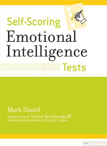 Self-Scoring Emotional Intelligence Tests (Self-Scoring Tests)