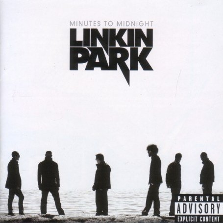 Original album cover of Minutes to Midnight by Linkin Park