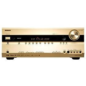 : ONKYO AVセンター 185W×7ch TX-SA605(N) ゴールド