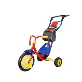 Amazon - Kiddi-O by Kettler Supertrike 2 w/ Stroller Handle - $34.99 shipped