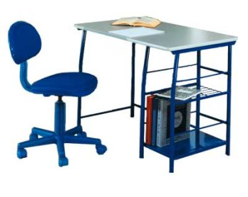 Study Center (Student Desk and Task Chair)