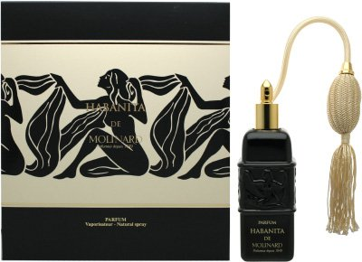 Molinard 1949 Collection - Habanita 3.3 oz Parfum Classic with Atomizer