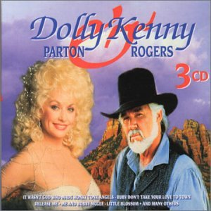 Original album cover of Dolly Parton and Kenny Rogers by Dolly Parton, Kenny Rogers