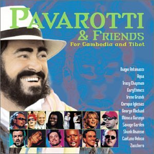 Aqua - Pavarotti & Friends: For Cambodia and Tibet - Zortam Music