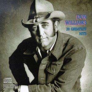 DON WILLIAMS - Don Williams - 20 Greatest Hits - Zortam Music