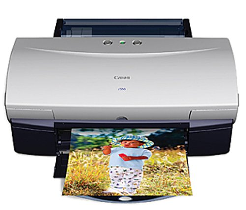 Canon i550 Color Bubble Jet Printer