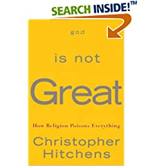 <BIG><STRONG>god is not Great</big></strong>