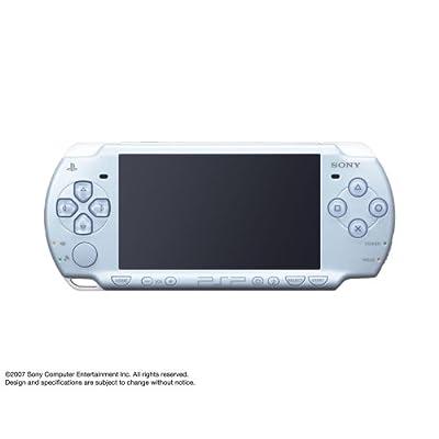 PSP「プレイステーション・ポータブル」 フェリシア・ブルー(PSP-2000FB)