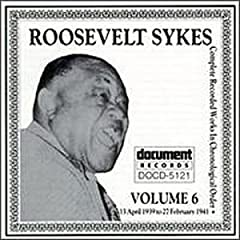 Complete Recorded Works, Vol. 6 (1939-1941)