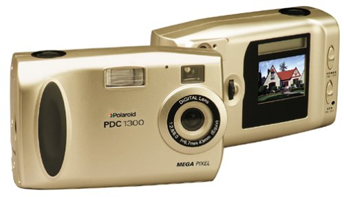 Polaroid PhotoMAX PDC 1300 1.3MP Digital Camera Creative Kit