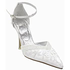 Casablanca Wedding Shoe